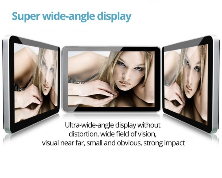Advertising android display 32 inch