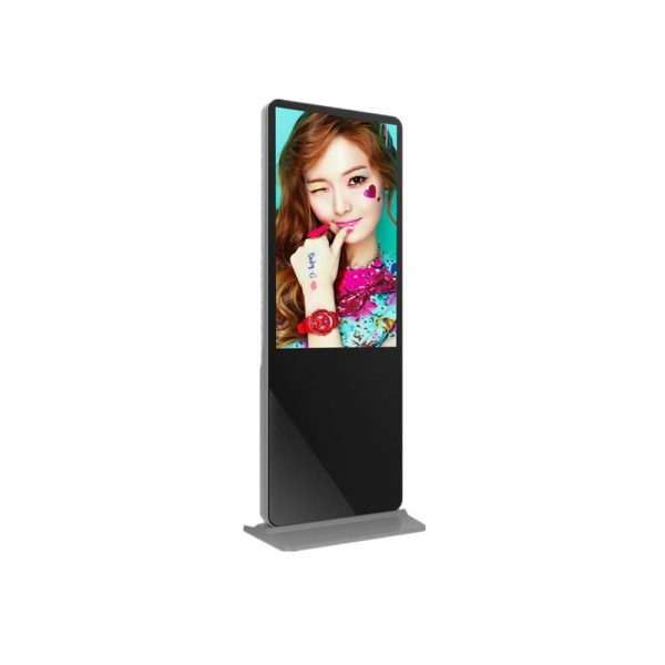 Lcd advertising stand display
