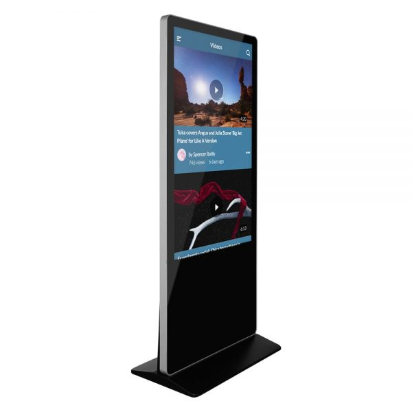 SH4975AIO Factory internet computer advertising kiosk