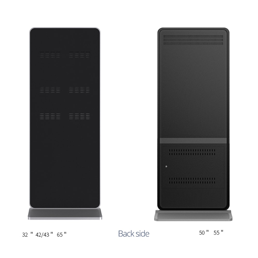 SH4975HD Lcd advertising stand display