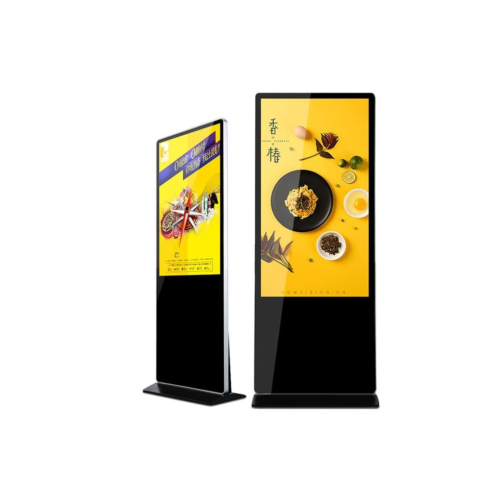 digital lcd display kiosk for sale