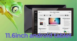 11.6 inch tablet android pc