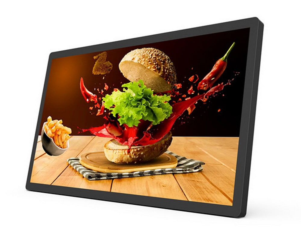 Touch screen android tablet