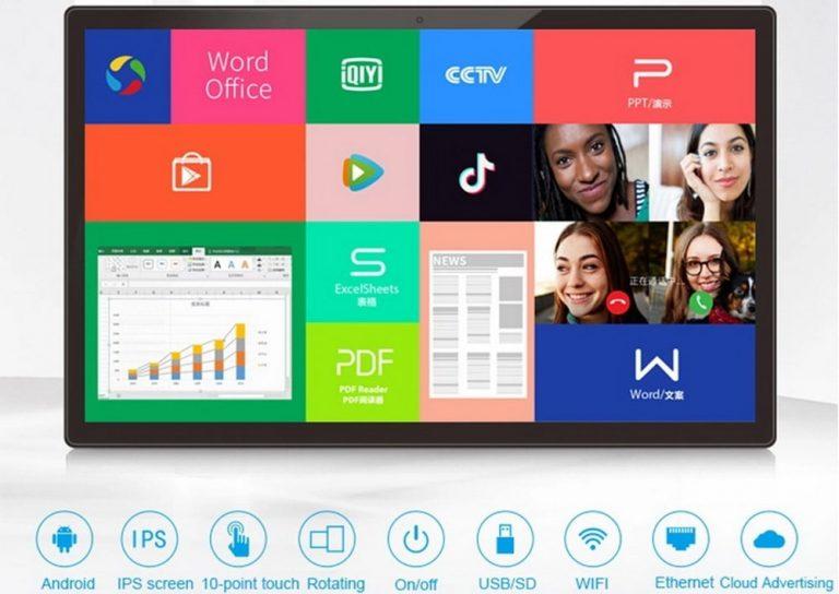 55 inch best display tablet