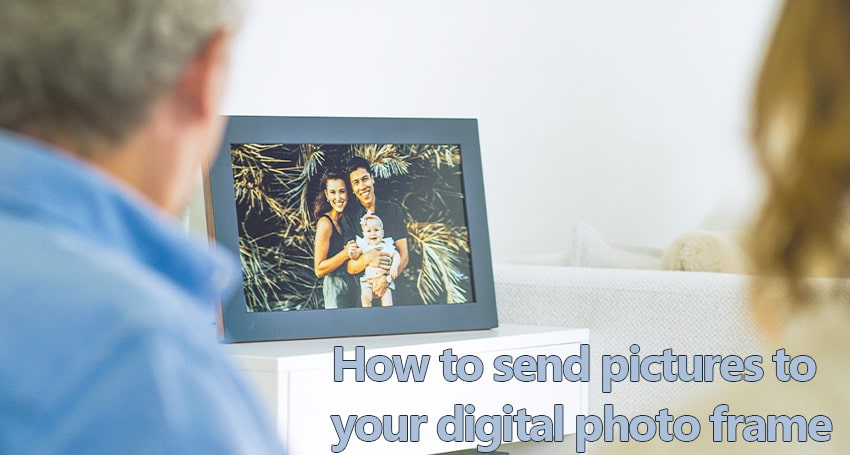 Send to your digital picture frame
