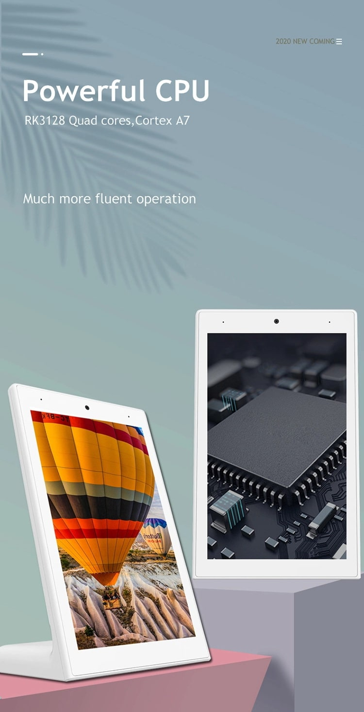 SH1037WL best 10.1 inch nfc android tablet