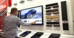 Solutions for digital signage in retail