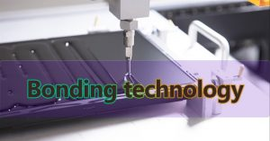 Bonding technology of android touch screen
