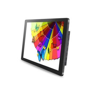 Digital picture frame with email